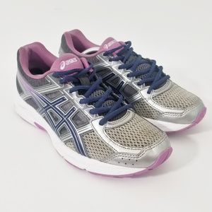 ASICS Ortholite GEL-Contend 4 Running Shoes Size 8